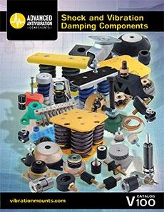 V100 Advanced Antivibration Components Catalog